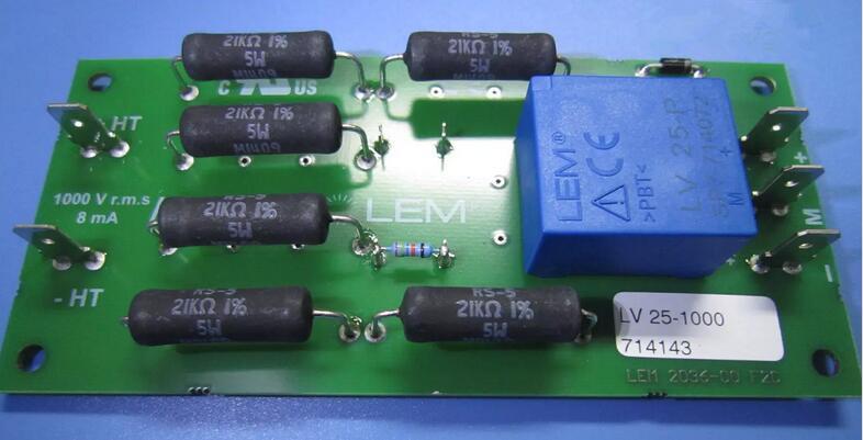 LV100-100 Voltage Transducer LV 100-100 LEM
