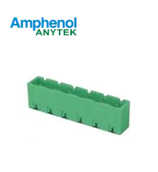 TJ05A1500000G AMPHENOL ANYTEK TERM BLOCK PLUG 5POS STR 7.5MM